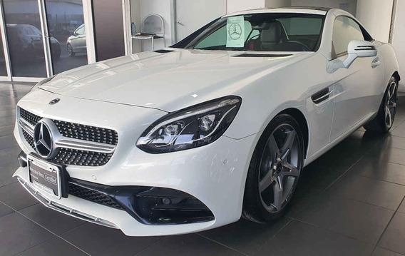 Mercedes-benz Clase Slc 2018 2p Slc 300 L4/2.0 Aut Panor