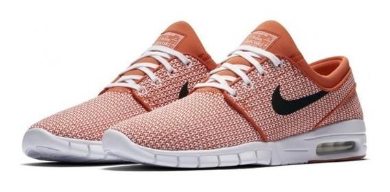 Zapatillas Nike Sb Stefan Janoski Max Orange - Big Buey -
