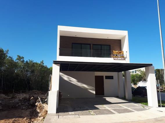 Vendo Hermosa Casa En Residencial Aqua
