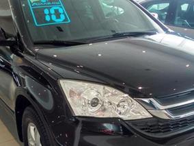Honda Crv 2.0 Lx 4x2 16v Gasolina 4p Automático 2010 Preto