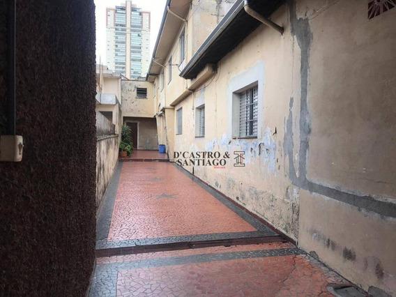 Terreno À Venda, 416 M² Por R$ 1.000.000 - Alto Da Mooca - São Paulo/sp - Te0052