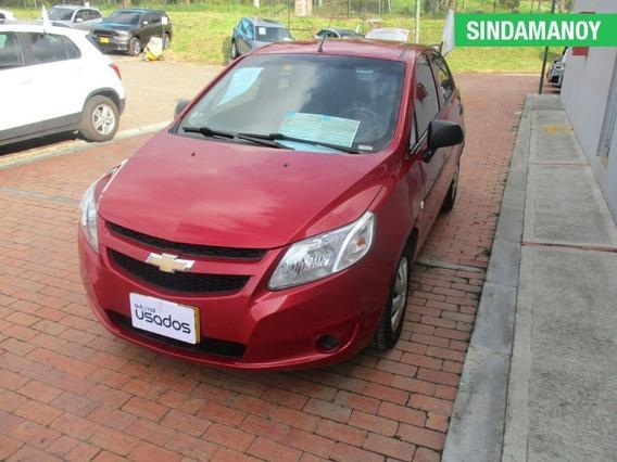 Chevrolet Sail Ls Fe 1.4 2017 Dqq745