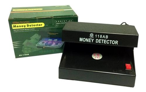 Maquina Detector De Billetes