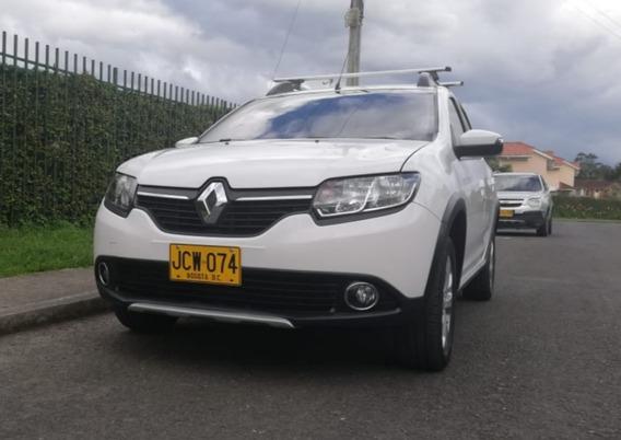 Renault Sandero Stepway Dinamique 2017
