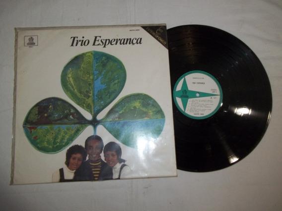 Lp Vinil - Trio Esperança 1971 - Mpb Conjunto Raro