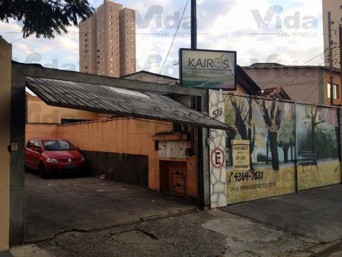 Casa Comercial Em Km 18  -  Osasco - 30586