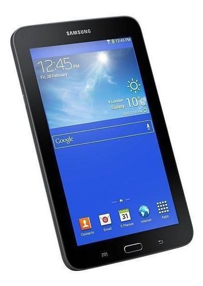 Tablet Samsung Tab 3 Lite T116 3g Preto - Novo Original Nf