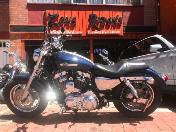 Harley Davidson Sporster Low 2013 Importada De Concesionario
