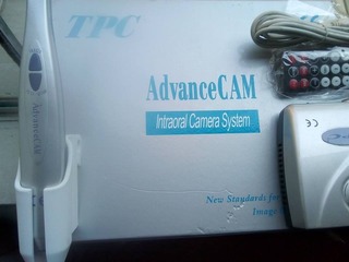 Camara Intraoral Advance / Tv Led Aoc (dental)