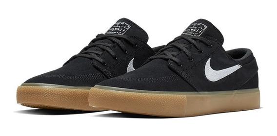 Tênis Nike Sb Janoski Rm Black/ Gum