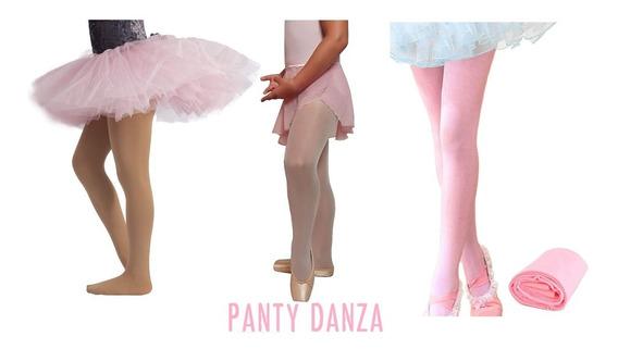 Medias Panty Danza Ni-bel Art 725 Niñas / Adultas