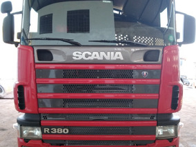 Scania 6x2 R380