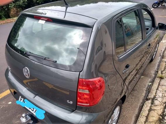 Volkswagen Fox 1.6 Vht Trend Total Flex 5p 2014