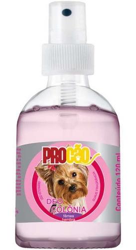 Imagem 1 de 1 de Perfume Para Cachorro (deo Colonia) - Fêmea