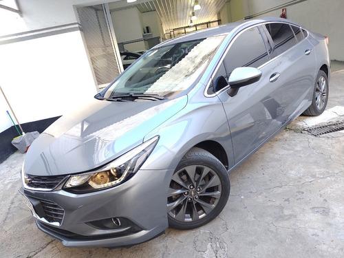 Chevrolet Cruze Ltz 2017 Automatico Impecable Permuto Pd