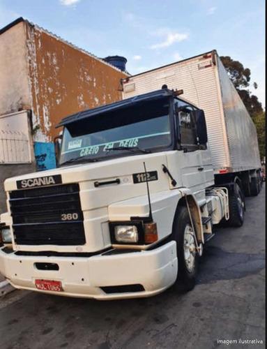 Imagem 1 de 2 de Scania Carreta