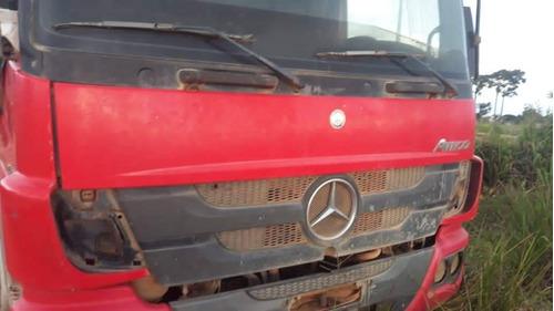 Imagem 1 de 10 de Mercedes Benz Atego