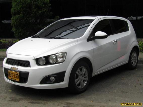 Chevrolet Sonic Ltz 1600 Cc