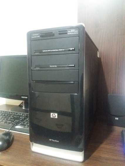 Hp Pavilion - Intel E7200 - Geforce Gtx460 - Wifi - Windows7