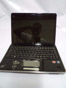 Notebook Hp Dv4 1570br - Placa Video Com Defeito