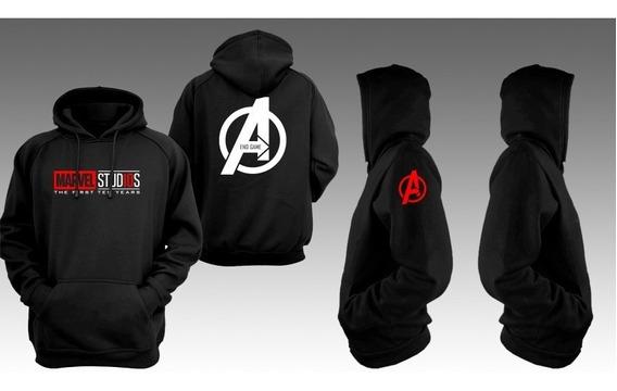 Sudadera Marvel 10 Años Avengers Envio Gratis