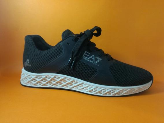 Zapatillas Sneakers De Hombres Emporio Armani Ea7