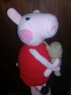 La vaquita de lanita: Peppa Pig   320x240