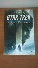Livro Star Trek Portal Do Tempo
