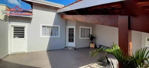 Imagem 1 de 19 de Casa À Venda, 100 M² Por R$ 365.000,00 - Jardim Das Cerejeiras - Atibaia/sp - Ca3741