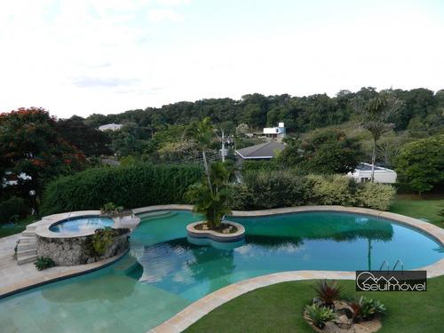 Imagem 1 de 30 de Casa À Venda, 1050 M² Por R$ 10.000.000,00 - Condomínio Terras De São José - Itu/sp - Ca0914