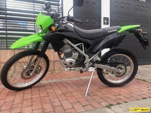 Moto Kawasaki Klx 150