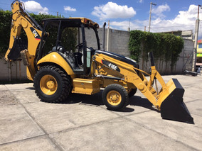 Retroexcavadora Caterpillar 416e Modelo 2011 Impecable