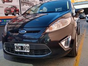 Ford Fiesta Kinectic Titanium 1.6 Nafta 2011