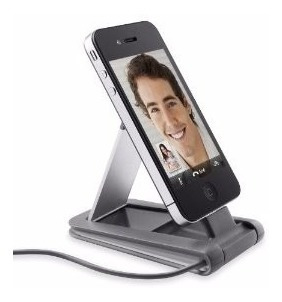 Base Cargadora Para iPhone 4- 4s 30 Pines Marca Belkin
