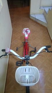 Bicicleta Niña Dolphin Rodado 16