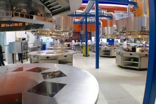 Instituto De Gastronomía En Renta