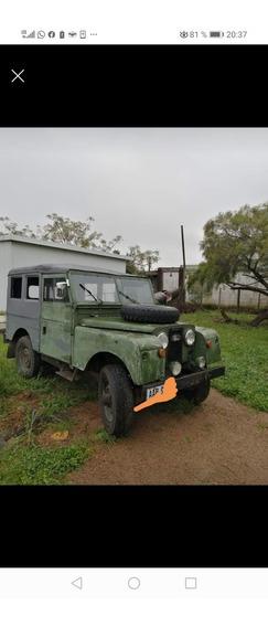 Land Rover Rover 4x4 Alta Y Baja Marchan