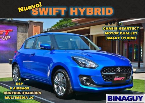 Suzuki Swift Hibrido 2021 / Lanzamiento! / Permuto Financio!