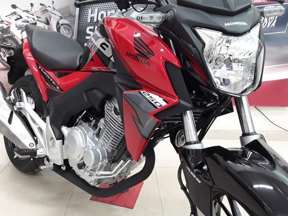 Twister 250 Abs - Flex - Seminova - Emplacada - Com Garantia