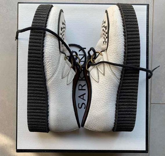 Zapatos Mocasines Paruolo Cuero