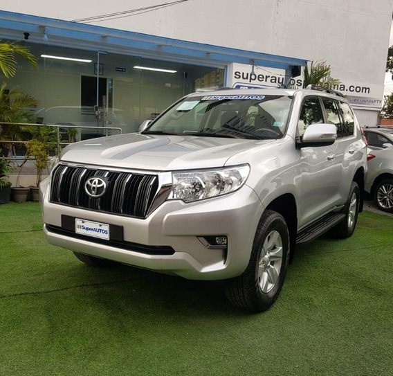 Toyota Land Cruiser Prado 2018 $39999