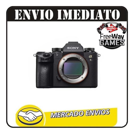 Câmera Digital Sony Alpha A9 Mirrorless (somente Corpo)+ Nfe