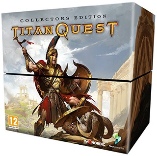 Ps4 Titan Quest: Collector S Edition