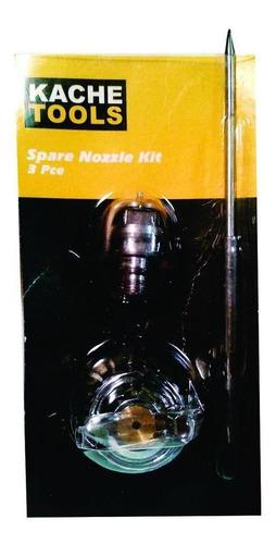 Set X 3 Repuesto Para Pistola De Succion S770s Kache Tools