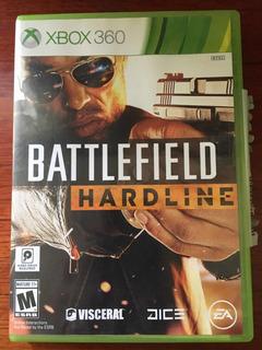 Battlefield Hardline Xbox 360 Videojuego