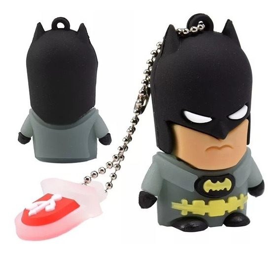 Pen Drive Personalizado 32gb - Batman