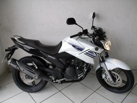 Yamaha Fazer 250 Flex 2014 Branca
