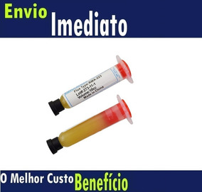 Fluxo De Solda Amtech Rma-223 Rma223 10cc - Aplicador 10ml