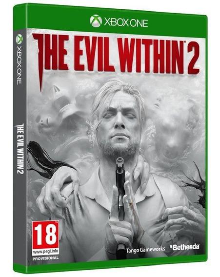 The Evil Within 2 - Xbox One Português Mídia Física Lacrada