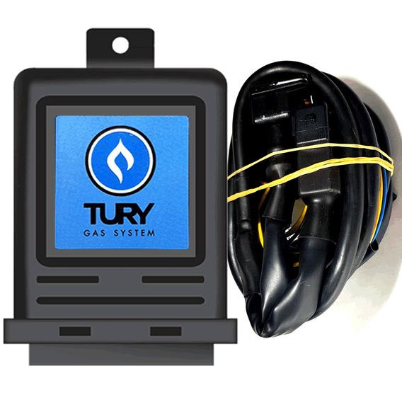 Eletrônico Variador Tury T30 Gnv Sensor Rotação Com Manual.